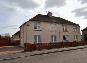 Thumbnail 1 bed flat to rent in Letham Terrace, Leven, Fife 4Sq