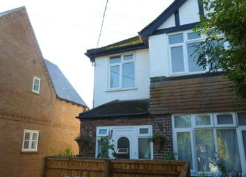Thumbnail 1 bed maisonette to rent in London Road, Aston Clinton, Aylesbury