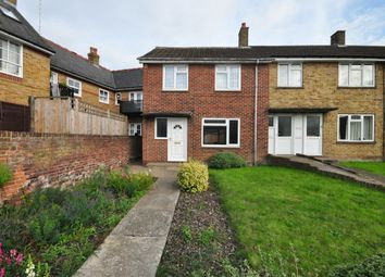 Thumbnail 2 bed end terrace house to rent in New Ruttington Lane, Canterbury