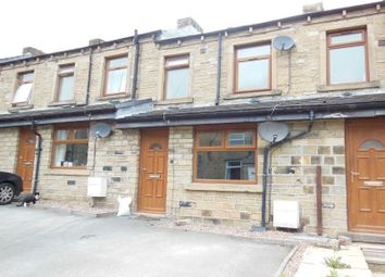 Thumbnail 1 bed terraced house to rent in Union Street, Lindley, Huddersfield