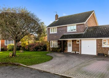 Thumbnail 4 bed detached house for sale in Mountbatten Way, Brabourne Lees, Ashford