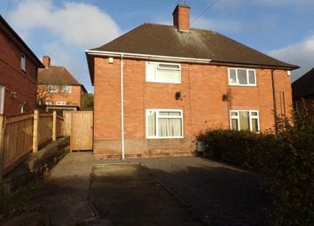 Thumbnail 2 bedroom semi-detached house for sale in Cardale Road, Bakersfield, Nottingham