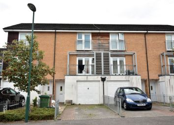 3 bed terraced house for sale in Heron Way, Wallington SM6