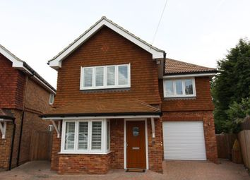 Thumbnail 4 bed detached house for sale in Grasmere Gardens, Crofton, Orpington, Kent