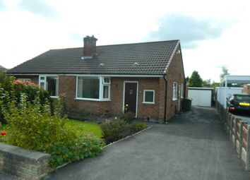 Thumbnail 2 bed bungalow for sale in Lea Gate Close, Harwood, Bolton