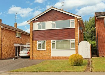 Thumbnail 3 bed detached house for sale in Woodfield Road, Earlsdon, Coventry
