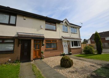 Thumbnail 2 bed mews house for sale in Barmouth Close, Callands, Warrington