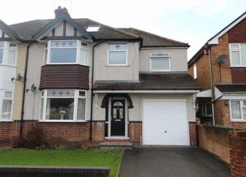 Thumbnail 5 bed semi-detached house for sale in Quinton Road, Cheylesmore, Coventry