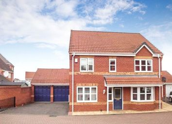 Thumbnail 4 bed detached house for sale in Guestwick Green, Hamilton, Leicester