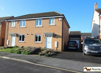 Thumbnail 3 bed semi-detached house for sale in Cartbridge Lane South, Walsall