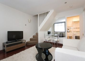 Thumbnail 2 bed mews house to rent in St Alban's Grove, Kensington