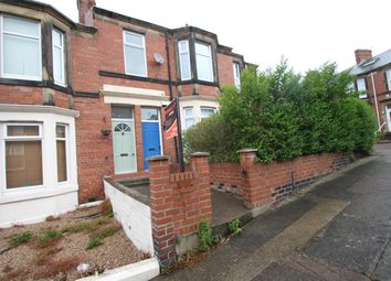Thumbnail 2 bed flat to rent in Cotterdale Avenue, Gateshead