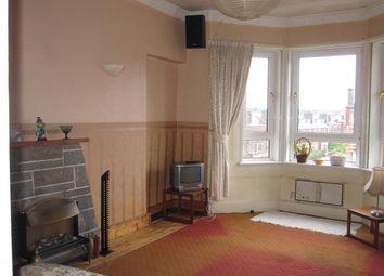 Thumbnail 1 bed flat to rent in Bannatyne Avenue, Dennistoun, Glasgow