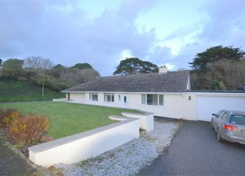 Thumbnail 5 bed detached bungalow for sale in Forthvean Crescent, Porthtowan, Truro