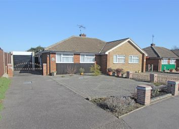 Thumbnail 2 bed semi-detached bungalow for sale in Gerrards Drive, Sittingbourne