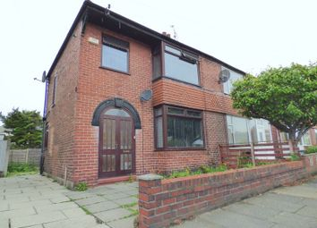 Thumbnail 3 bed semi-detached house for sale in Auburn Road, Denton, Manchester