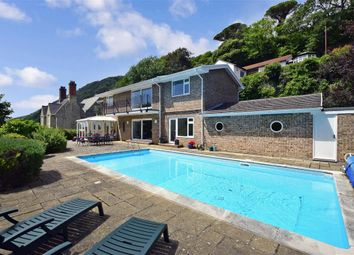 Thumbnail 5 bed detached house for sale in Maples Drive, Bonchurch, Isle Of Wight