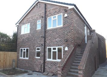 Thumbnail 2 bed flat to rent in Bakers Lane, Winsford
