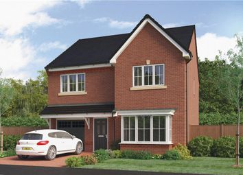 "Thumbnail 4 bed detached house for sale in ""The Tressell"" at Parkside, Hebburn"