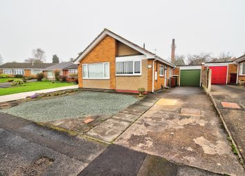 Thumbnail 3 bed bungalow for sale in Hermitage Walk, Ilkeston, Derbyshire