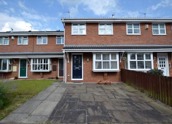 Thumbnail 2 bed terraced house for sale in Bessancourt, Holmes Chapel, Crewe