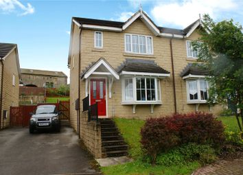 3 bed semi-detached house for sale in Steadings Way, Keighley BD22