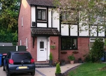 Thumbnail 3 bed town house for sale in Portree Close, Eccles, Manchester