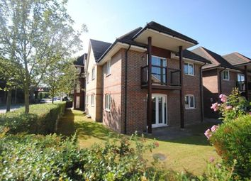 Thumbnail 2 bed flat for sale in Yachtsman Close, Bursledon