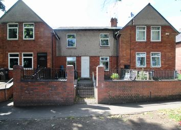 Thumbnail 3 bed terraced house for sale in The Oval, Sheffield