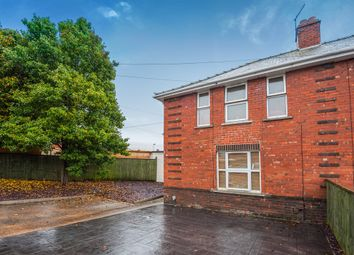 Thumbnail 3 bedroom semi-detached house for sale in Milton Road, Exeter