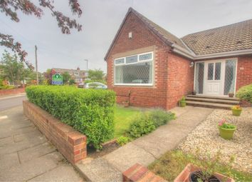 Thumbnail 3 bed bungalow for sale in Birch Avenue, Gateshead