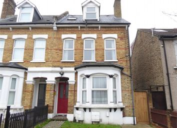 Thumbnail 3 bed flat to rent in Melvin Road, London