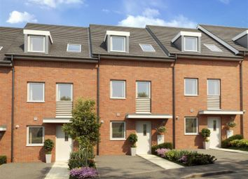 Thumbnail 3 bed end terrace house to rent in Oakes Crescent, Dartford
