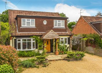 Thumbnail 4 bed detached house for sale in Mill Lane, Lindford, Hampshire