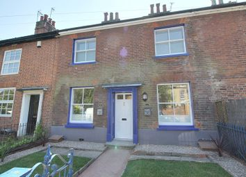 Thumbnail 1 bed terraced house to rent in Bracondale, Norwich, Norwich