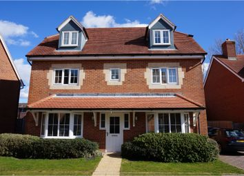 Thumbnail 5 bed detached house for sale in Sanditon Way, Worthing