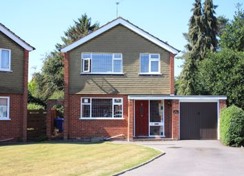 Thumbnail 3 bed detached house for sale in Derwent Drive, Maidenhead