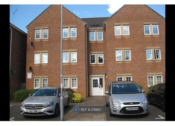 Thumbnail 2 bed flat to rent in Doulton Grove, Stoke On Trent