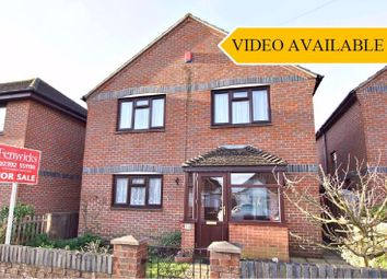 Thumbnail 4 bed detached house for sale in Cambridge Road, Lee-On-The-Solent