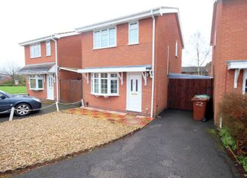 Thumbnail 3 bedroom detached house to rent in Helford Grove, Weston Downs, Stafford