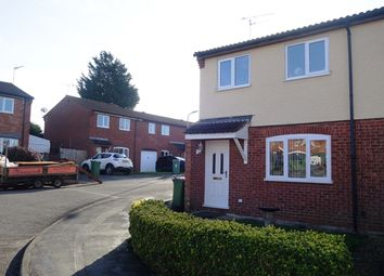Thumbnail 3 bed semi-detached house for sale in Shenton Close, Whetstone, Leicester