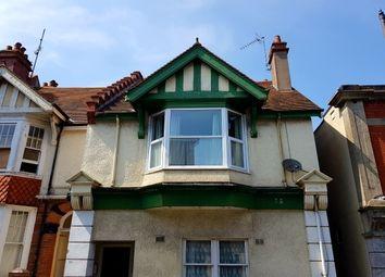 Thumbnail 2 bed maisonette to rent in St. John's Terrace, Smallcombe Road, Paignton