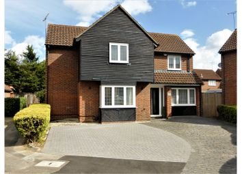 Thumbnail 4 bed detached house for sale in Burgundy Gardens, Basildon