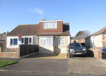 Thumbnail 3 bed semi-detached bungalow for sale in Gorran Avenue, Gosport, Hampshire