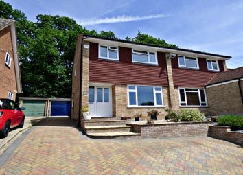 Thumbnail 3 bedroom semi-detached house to rent in Clearbrook Close, High Wycombe