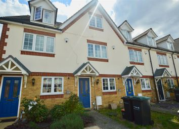 4 bed terraced house to rent in Old School Yard, Lower Range Road, Gravesend DA12