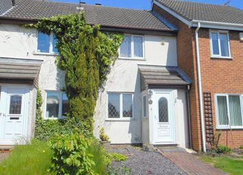 Thumbnail 2 bed terraced house to rent in Shenington Way, Oakwood, Derby