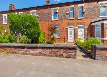 Thumbnail 2 bed terraced house for sale in Brook Road, Urmston, Trafford