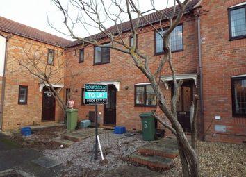 Thumbnail 2 bed terraced house to rent in Babington Close, Milton Keynes
