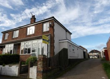 Thumbnail 3 bed semi-detached house for sale in Bell Lane, Narborough, Leicester, Leicestershire